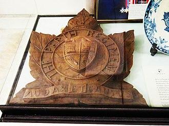 The Perth Regiment - Audax et Cautus