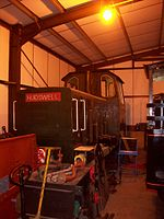 Hudswell-Clarke DM1366 of 1965.JPG