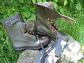 Hungarian military combat boot (M65 surranó) 07.jpg