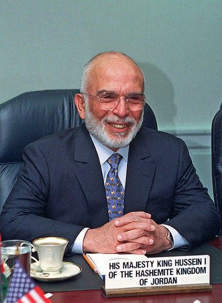 Hussein of Jordan 1997