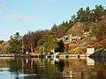 Hytte ved Ravnbergsund - panoramio.jpg
