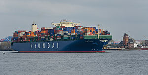 Hyundai Merchant Marine - Hyundai Together at Hamburg