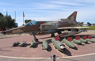 Israel Aerospace Industries - IAI Kfir