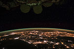 ISS-45 south east Europe at night.jpg