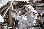 ISS-59 EVA-1 (c) Anne McClain on the Port-4 truss.jpg