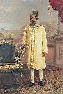 Ibrahim Ali Khan of Tonk