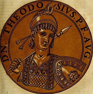 Theodosius III Emperor of the Romans
