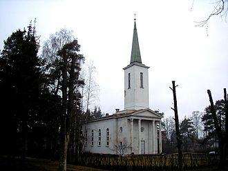 Ikšķile - Ikšķile Evangelical Lutheran Church