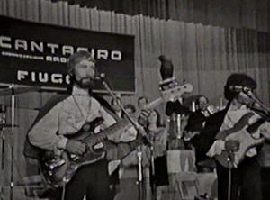 I Corvi - I Corvi at the 1966 Cantagiro