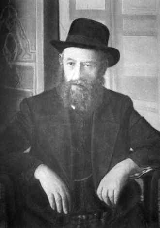 Sholom Dovber Schneersohn - The Rebbe Rashab / The Rebbe Nishmoso Eden