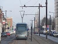 Inauguration de la branche vers Vieux-Condé de la ligne B du tramway de Valenciennes le 13 décembre 2013 (161).JPG