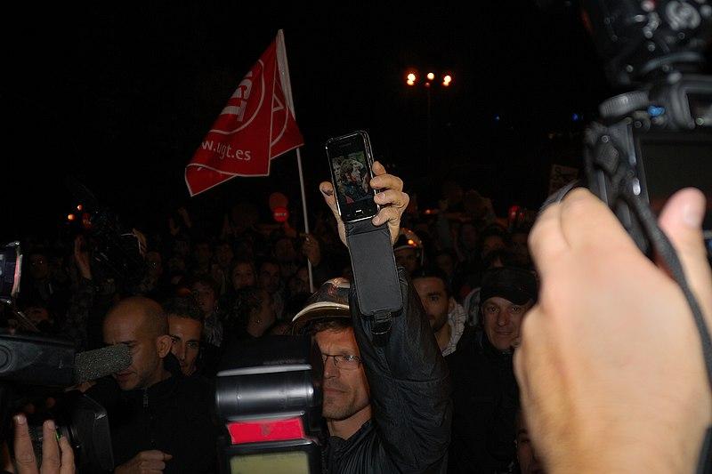 File:Incidentes durante la Huelga General del 14 de Noviembre en Madrid (16).jpg