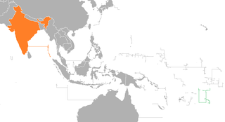 Cook Islands–India relations Diplomatic relations between the Cook Islands and the Republic of India