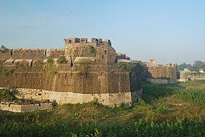 Kandhar - Kandhar Fort