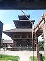 Indreshwor mahadev from eastern door.jpg