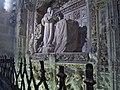 Infante Alfonso de Castilla (Cartuja de Miraflores). Arcosolio.jpg