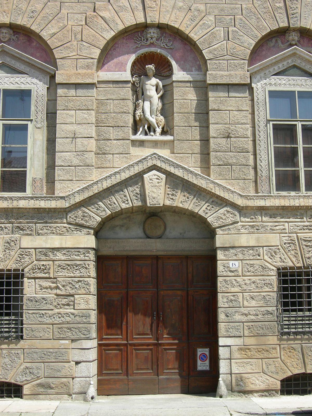 Casa di giulio romano wikipedia for Case di casa
