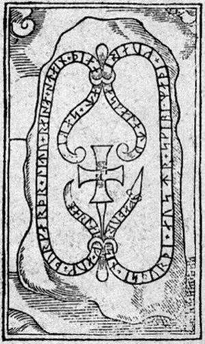Ingvar runestones - Runestone U 439