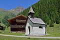 Innervillgraten - Unterstalleralm - Kapelle hll Chrysanth und Daria - 2.jpg