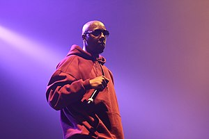 Inspectah Deck - Inspectah Deck performing in Paris, 2013