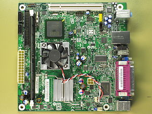 Mini-ITX - Intel D945GCLF2D Atom 330 Mini-ITX motherboard