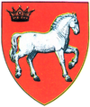 Coat of arms of Județul Iași