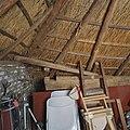 Interieur zolder, sporen van voormalig overstek - Helvoirt - 20336200 - RCE.jpg