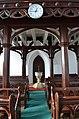 Interior of Holy Trinity Church, Murree.jpg