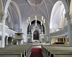 Mäntsälän Kirkko