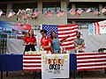 International Culture Festival of UIBE, booth of USA, Apr 2018.jpg