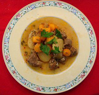 Irish cuisine foods originating from Ireland or developed by Irish people