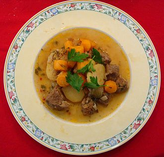 Irish cuisine - Irish stew