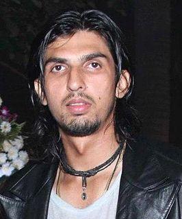 Ishant Sharma Indian cricket player.