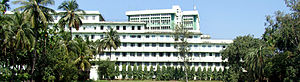 Indian Statistical Institute - Main Building of Indian Statistical Institute, Kolkata