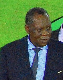Description de l'image Issa Hayatou (cropped).jpg.