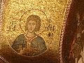Istanbul - S. Salvatore in Chora - Esonartece - Santo - Foto G. Dall'Orto 26-5-2006.jpg