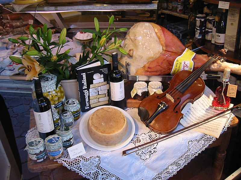 Archivo:Italian Delicacies.jpg