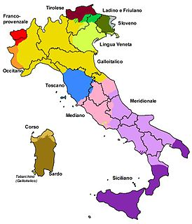 Gallo-Italic languages