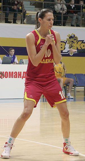 Iva Perovanović - Perovanović in 2012