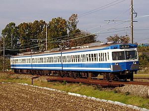 Izuhakone 1100 series - November 2007
