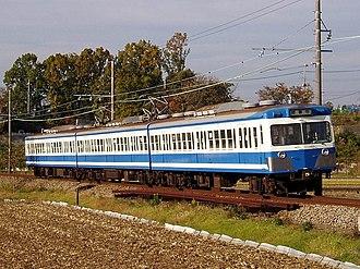 Izuhakone 1100 series - November 2007