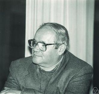Janos Galambos - Janos Galambos in 1987.