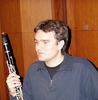 Jörg Widmann German composer, conductor and clarinetist
