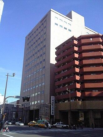 Radio Nippon - Meiji Yasuda Life Radio Nippon Building (明治安田生命ラジオ日本ビル): Radio Nippon headquarter