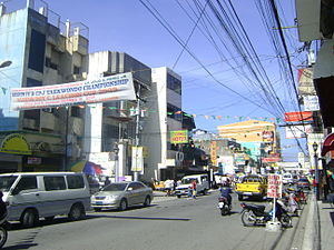 Oriental Mindoro - Calapan in the northeast of Mindoro Island is the capital and largest city in the province.