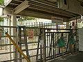 JRBubaigawaraStation extra exit.JPG