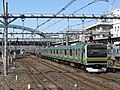 JRE E231-1000 Tohoku Line-Tokaido Line through service Omiya Station 2020-03-18.jpg