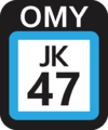 JR JK-47 station number.png