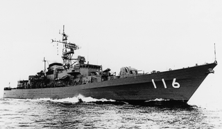JDS <i>Minegumo</i> Minegumo-class destroyer