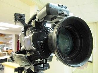 JVC - KY D29 Digital-S camcorder.